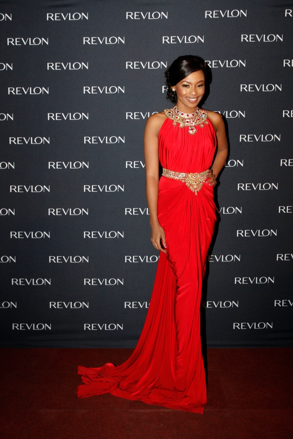 South Africa's 'It' Girl Bonang Matheba is up for the Drama Queen Award at the Feathers this year