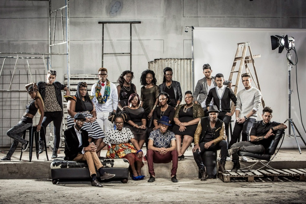 Avodah (with members Nonkululeko Cossa, Nondumiso Radebe, Thembisa Ndlovu, Phila Masimang, Siziphiwe Ndlovu and Sindi Ntomela), XF 1; Wandile 'Bubbles' Nomiya, XF 2; Eliezer Hilmer, XF 3; Four (with members Jethro Tait, David Evan Januari and Steven Lee Lewis), XF 4; Gavin Edwards, XF 5; Iziqhaza (with members Khanyisa Mbuthu and Mbongeni Mavuso), XF 6; MJ Scholtz, XF 7; Princess Mekoa, XF 8; and Wandaboy Ngubeni, XF 9.