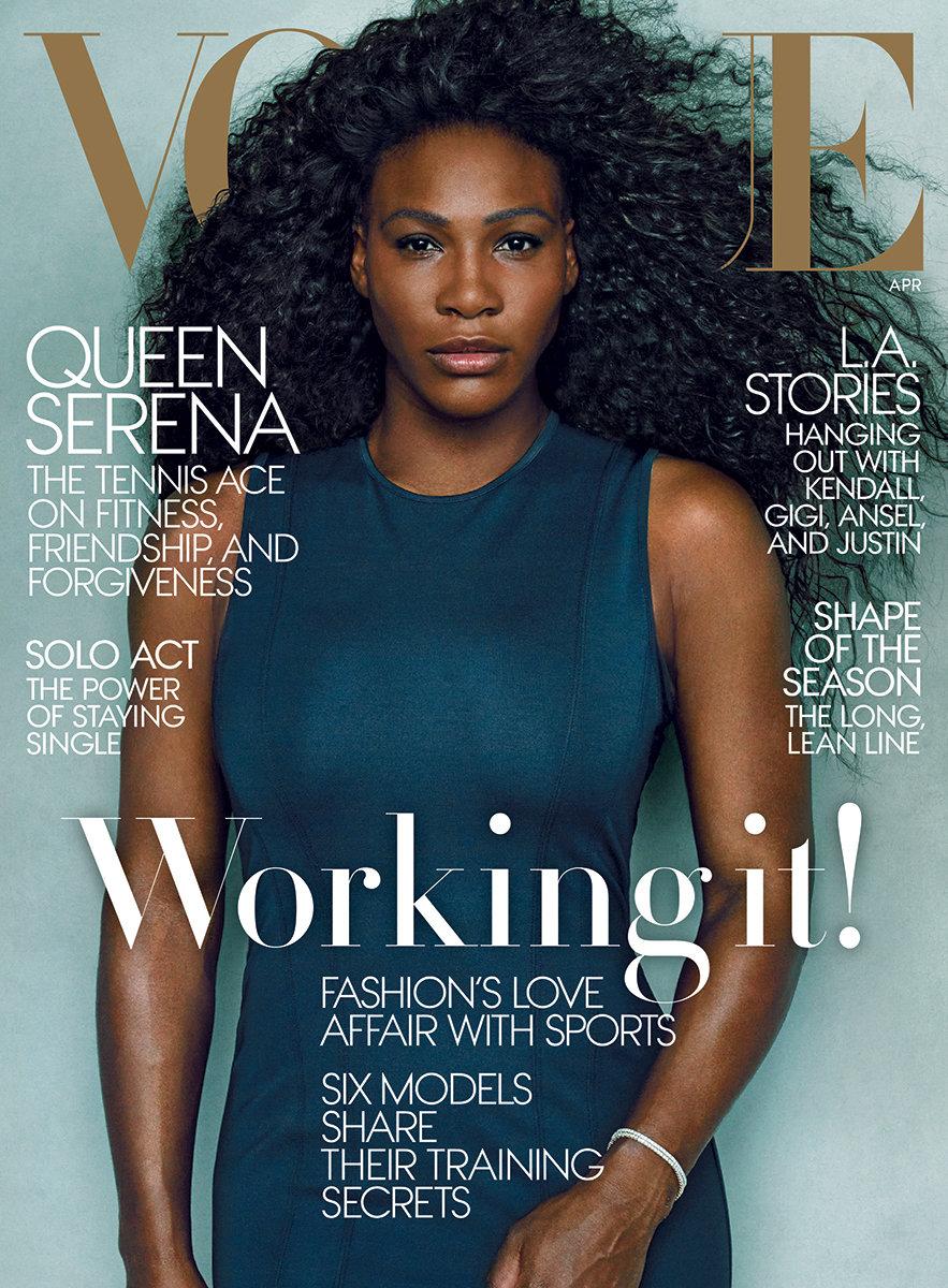 Serena Vogues