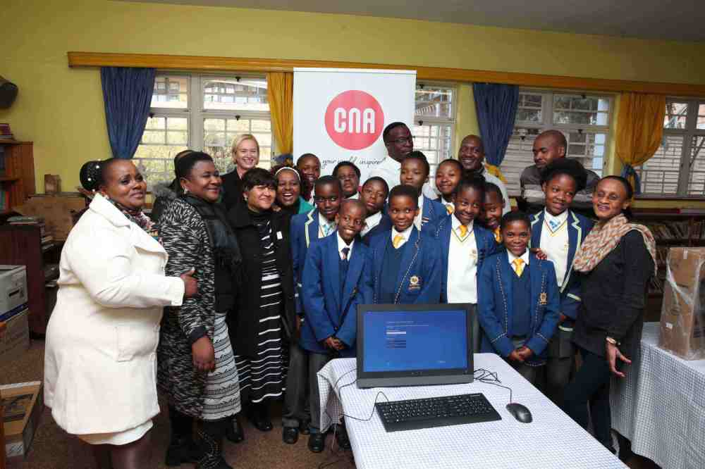 Glenhazel Scholars, Teachers, Principal and CNA representative