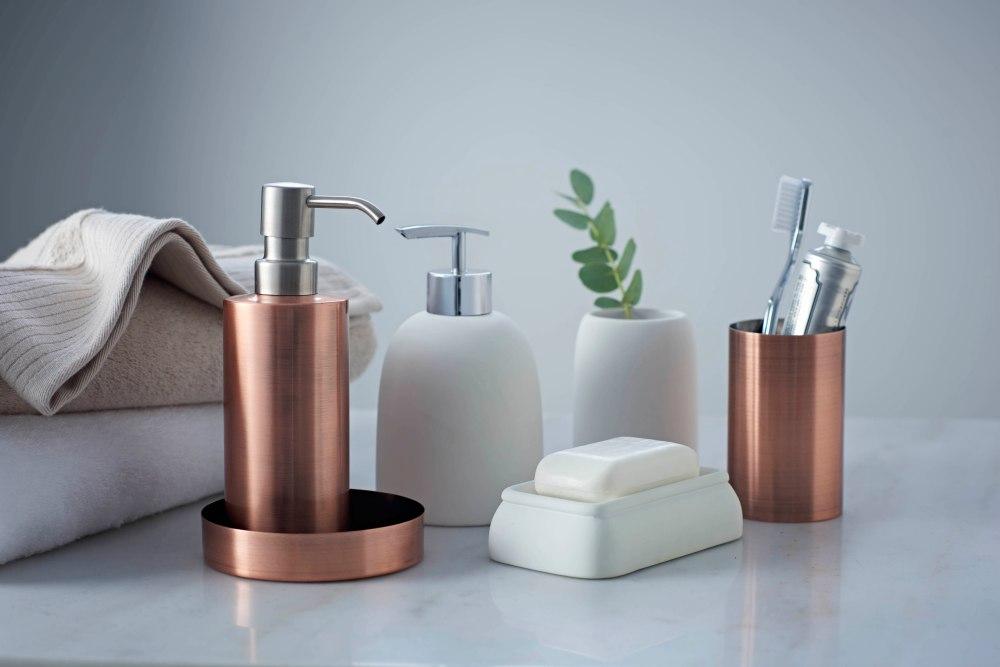 March, April - Copper + White Bathroom Accessories (White Background) White Hero.jpg