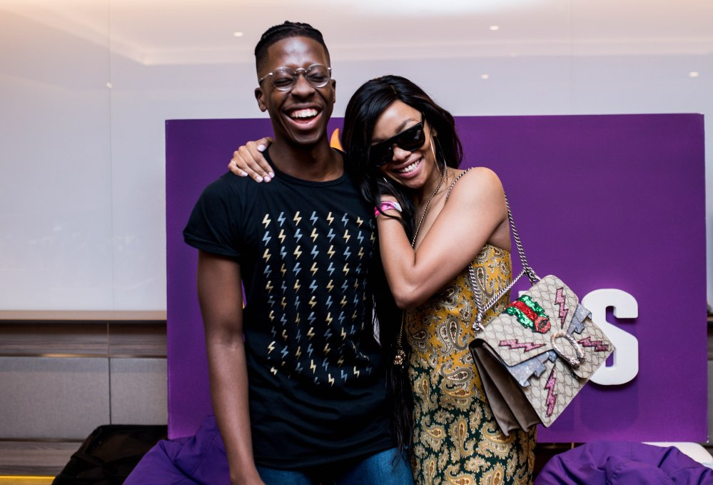 Bonang Matheba - Steers Goodie Bag Room - SAMA23.jpg