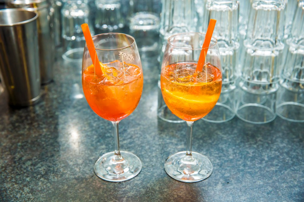 Campari Welcome Drinks - Lupa Osteria Lupa Nights .jpg